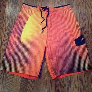 Men's Speedo water shorts
